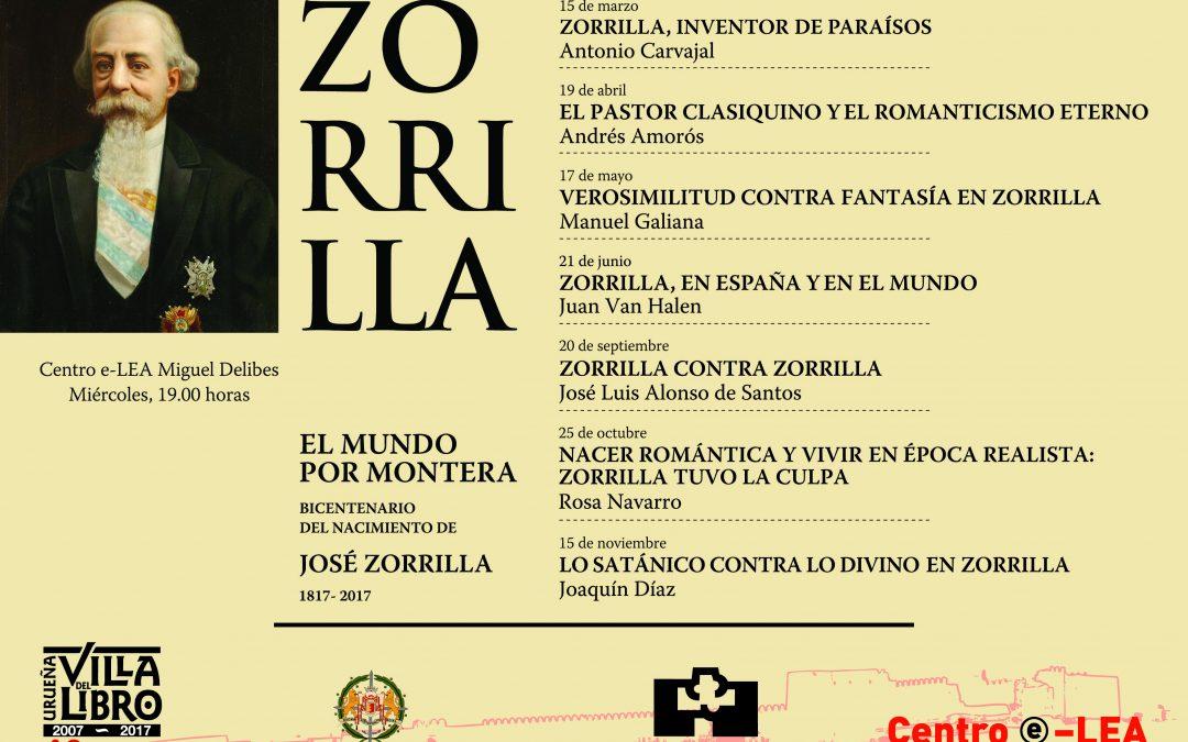 El mundo por montera. Homenaje a José Zorrilla