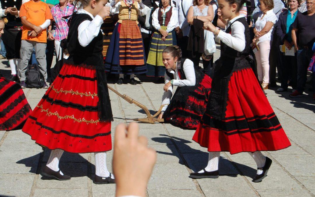 Feria de etnografía, gastronomía, artesanía y folklore.