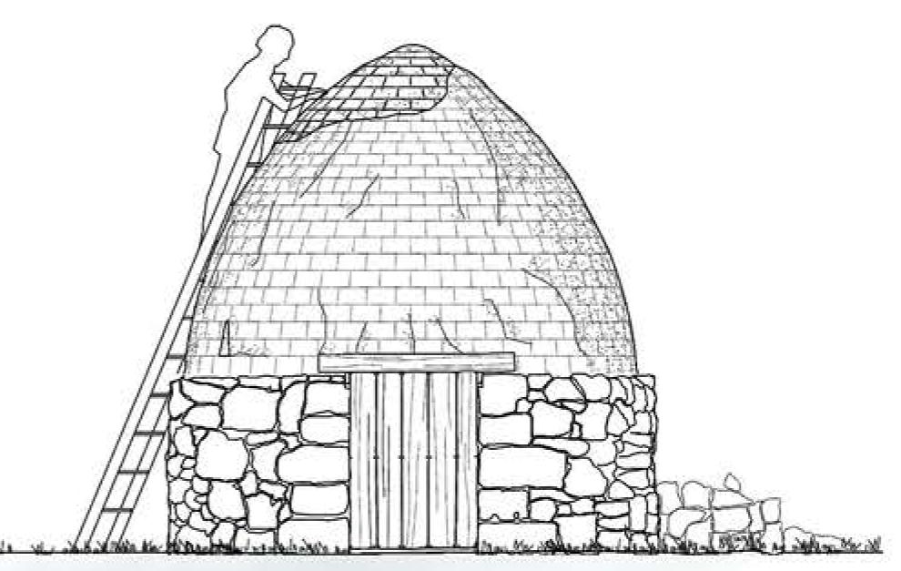 Jornadas de construcción tradicional. Sesión II